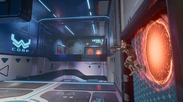 今年的黑马?一个结合《传送门》和《光环》的FPS游戏要来了