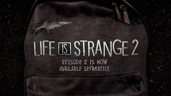 《奇異人生2》發布第三章預告 劇情梗概公布