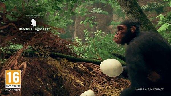 《先祖:人類奧德賽》發布游戲實機演示預告
