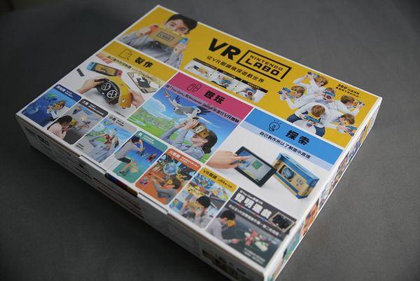"""""""拼""""就对了!任天堂Labo VR巴士有话说!"""