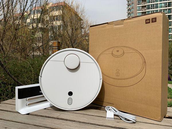 大眼睛的智能家居 小米掃地機器人1S評測
