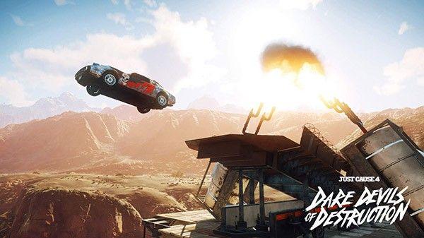 《正當防衛4》新DLC宣布將于4月30日正式推出
