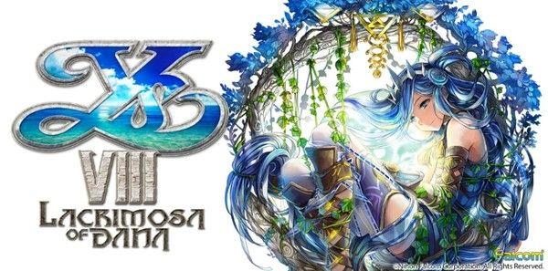 Falcom官宣與藍港協作推出《伊蘇8》手機游戲