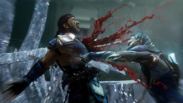 《真人快打11》參戰角色Frost正式公布 預告片放出