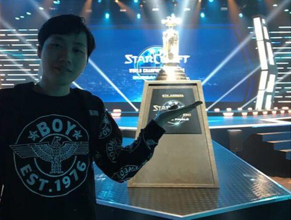 《星際爭霸II》選手MacSed:奪冠是意外之喜