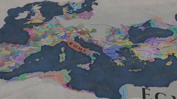 《统治者:罗马》上市宣传片公开 P社最新作