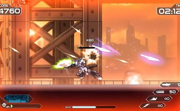 PS4《硬核机甲》将于今年夏天进军日本游戏市场