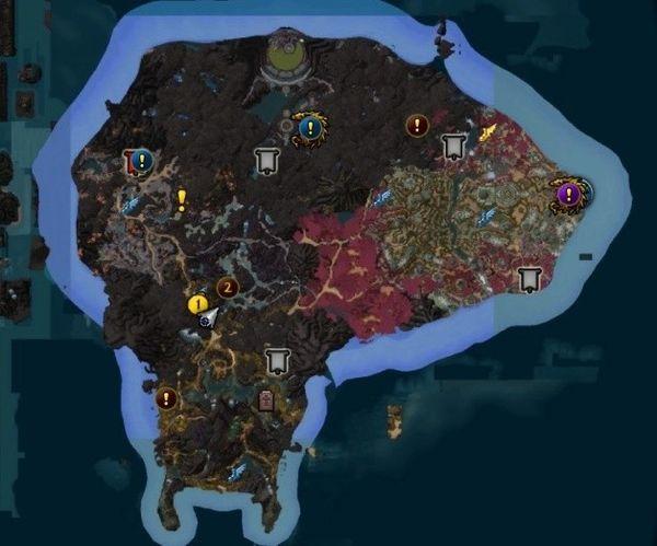 《魔獸世界》8.2版本納沙塔爾將加入野外戰場
