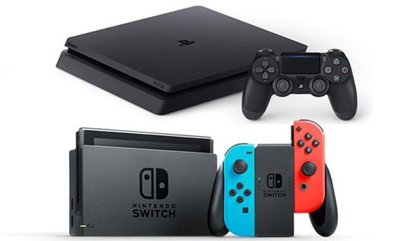NS在日銷量超過PS4 全球總銷量逼近Xbox One
