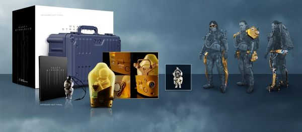 《死亡擱淺》11月8日發售 新宣傳片演示玩法