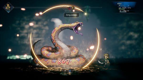 《八方旅人》NS正式更新中文 Steam明日解鎖