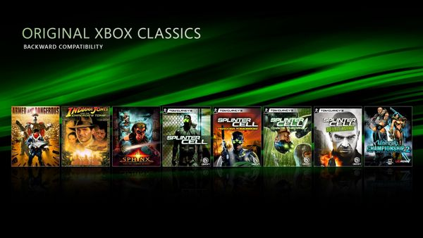 XboxOne向下兼容陣容停止更新 團隊聚焦下代Xbox