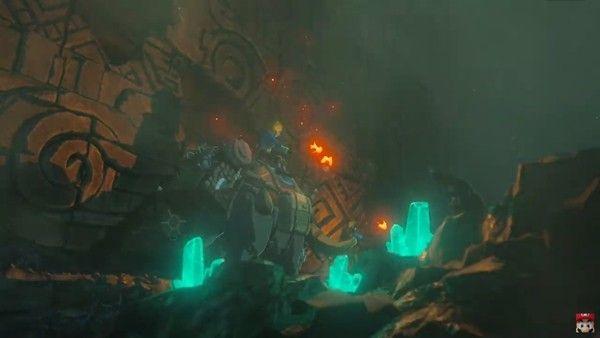 《塞爾達傳說:曠野之息》續作公布 游戲正在開發中