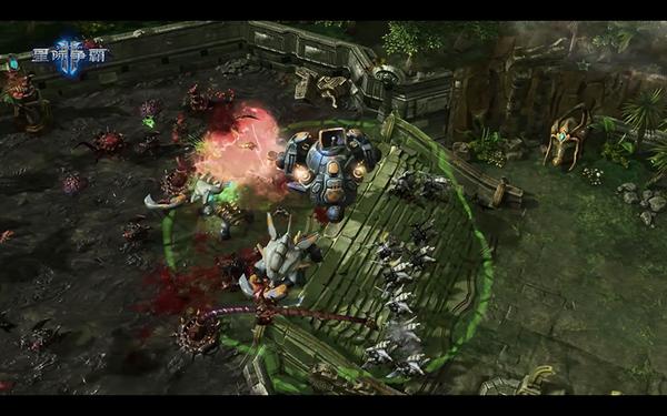 《星際爭霸II》合作模式AI敵人將進行強化