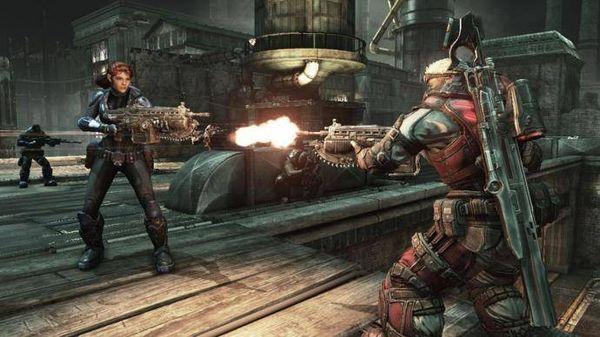 制作組表示《戰爭機器:戰略版》仍在開發當中
