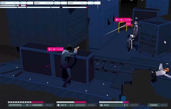 《疾速追殺》開發者透露游戲不適用回合制原因
