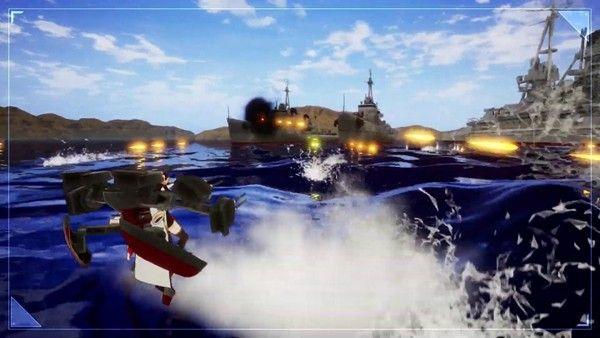 《碧藍航線:Crosswave》公布最新實機預告片