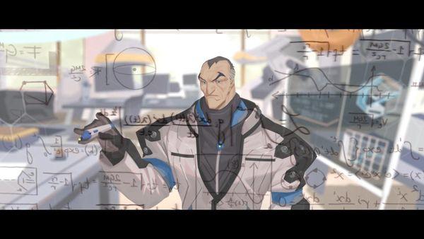 """《守望先鋒》新英雄""""西格瑪""""公布 角色預告放出"""