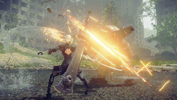 《尼爾:自動人形 寄葉版》Steam開啟促銷 優惠33%