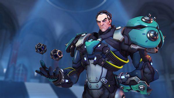 《守望先鋒》發布開發者訪談 介紹新英雄技能