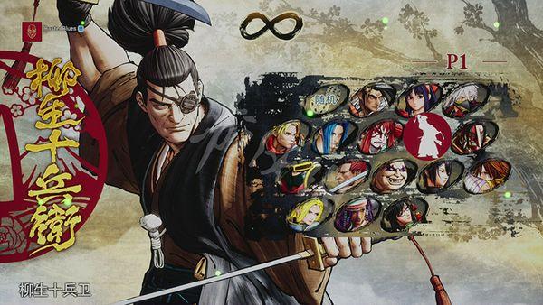《侍魂:曉》出招表——柳生十兵衛