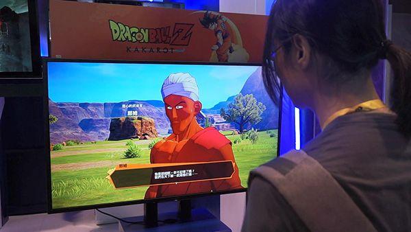 中文版《龍珠Z 卡卡洛特》香港電玩節試玩報告