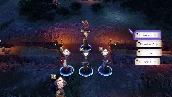 IGN公布《火焰紋章:風花雪月》開場實機演示