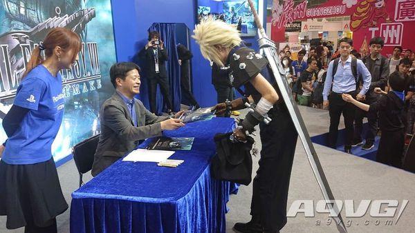 《最終幻想7 重制版》香港動漫節展示更多內容