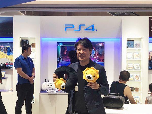 SIE上海新任總裁采訪 努力為玩家提供更好的體驗