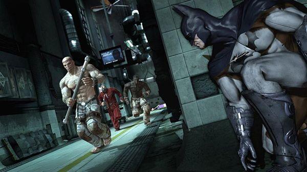 《中土世界:暗影摩多》原本是一款蝙蝠俠游戲