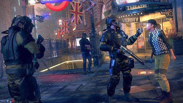 育碧公布《看門狗:軍團》角色升級詳細情報