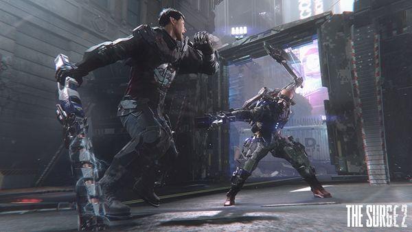 《迸發2》發布全新預告片 戰斗殘暴短肢橫飛