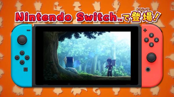 《妖怪手表1》Switch版第一彈演示宣傳片正式公開