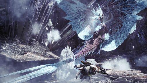 《怪物獵人世界:冰原》冰咒龍試玩報告