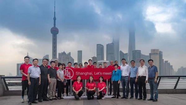 浦江會客,上海市副市長會見TI9戰隊代表