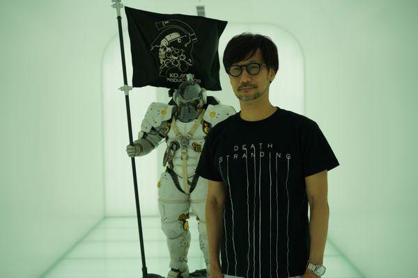 小岛秀夫展示《死亡搁浅》新情报 交流需用心感受