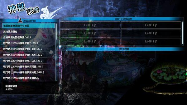 異色童話DRPG《神獄塔:斷罪瑪麗2》評測