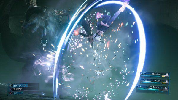 《最终幻想7 remake》战斗影像公开 新截图发布
