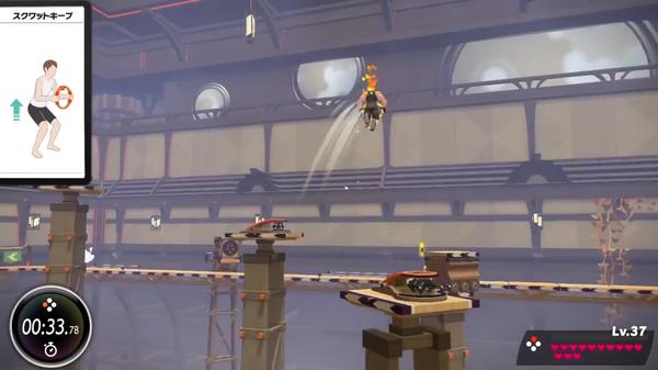 《健身環大冒險》正式發售 上市宣傳影像公開