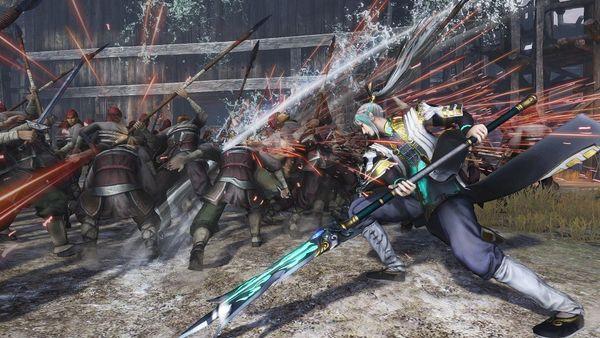 《無雙大蛇3:終極版》新角色楊戩詳細情報公開