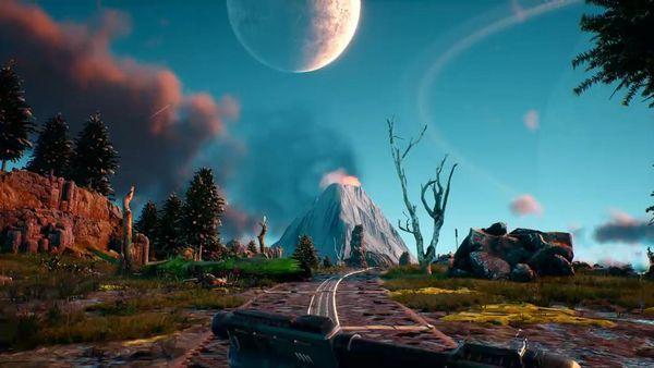 《天外世界》公布游戲發售預告片 10月25日上市