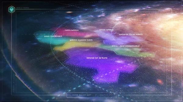 """《群星》DLC""""星海聯邦""""公開  強化聯邦機制玩法"""