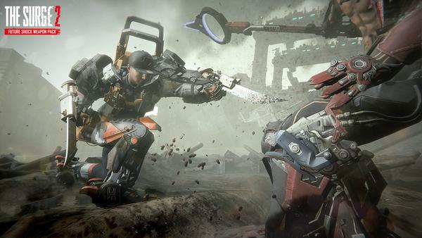 《迸發2》免費武器包10月29日上線 季票即將公開