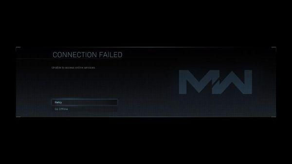 《使命召喚:現代戰爭》發售后服務器短暫癱瘓