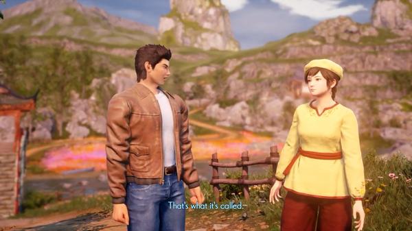 《莎木3》5分鐘流程演示  展示游戲最終畫面效果