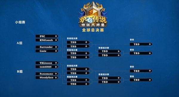暴雪發布2019暴雪嘉年華電子競技賽事觀賽指南