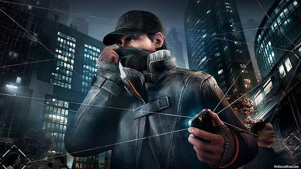 育碧公布下世代主機游戲 包括《看門狗:軍團》