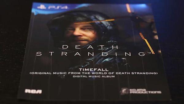 《死亡擱淺》PS4 Pro限定版開箱視頻 內容豐富
