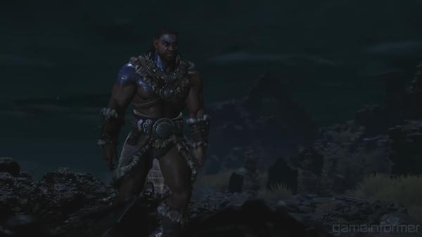 《暗黑破壞神4》野蠻人最新試玩 行走的武器庫