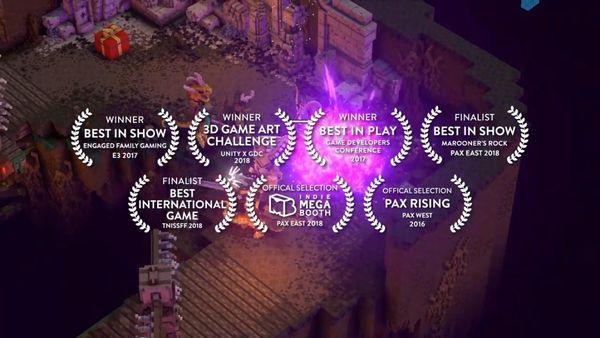 《河畔之鄉》將于12月10日登陸Switch平臺